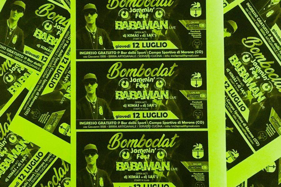 Flyer, Social & Events