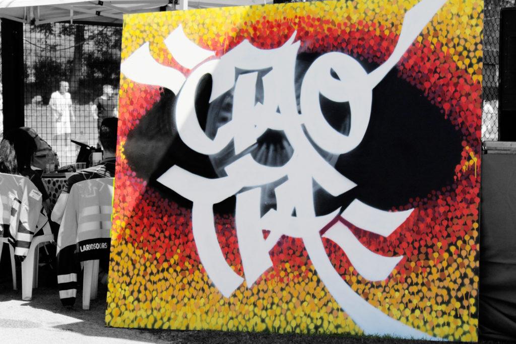 Anna Giovenzana Graffiti
